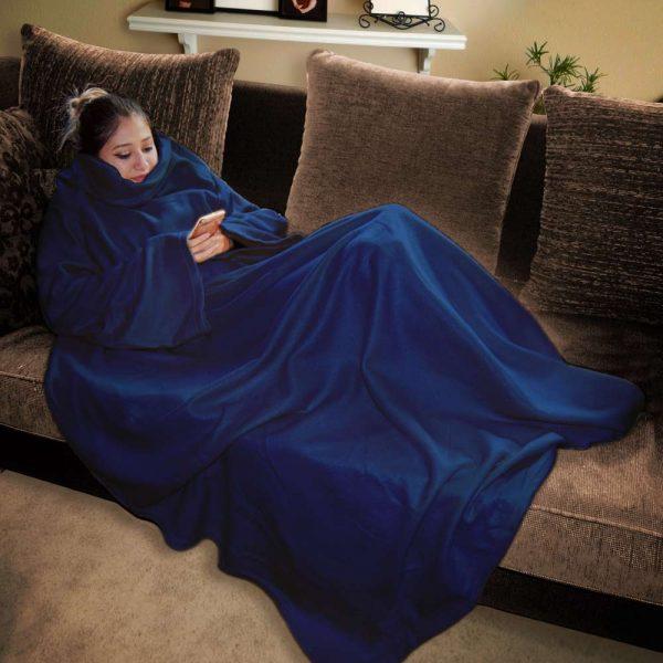 Snuggie Original - Blauw