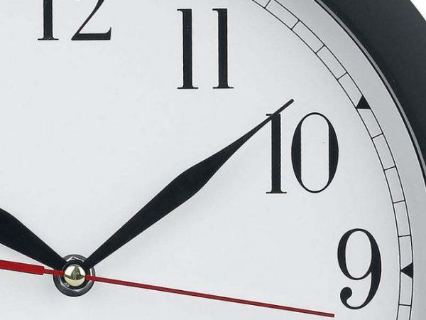 Backwards Clock - Omgekeerde Klok