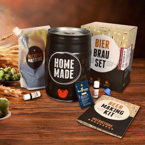 Brew Barrel Bierbrouwpakket - Wheatbeer