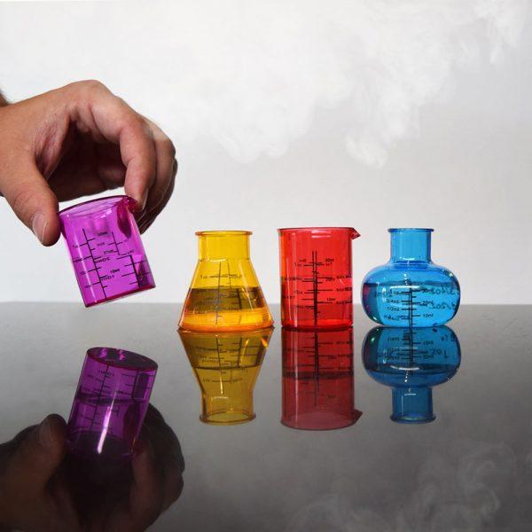 Chemical Shot Glasses