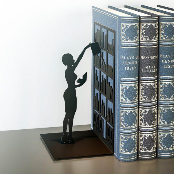 Balvi The Library boekensteun