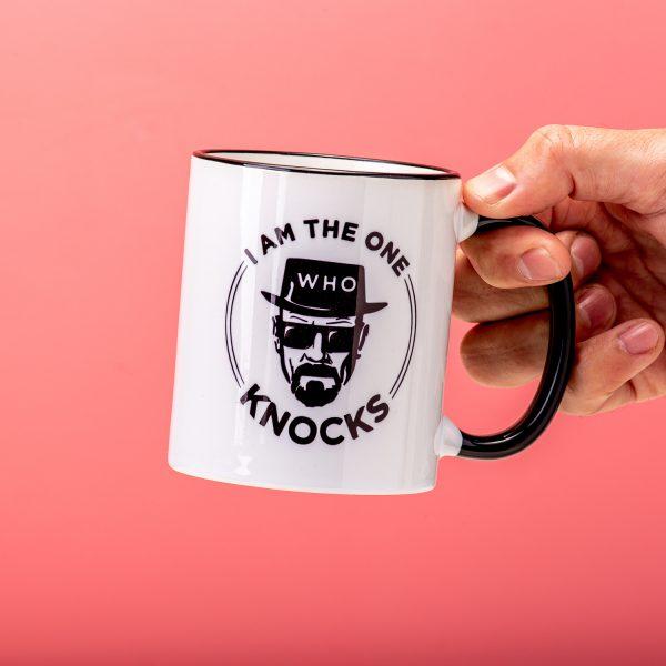Breaking Bad I Am The One Who Knocks Heisenberg mok
