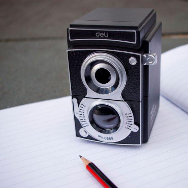 Kikkerland Camera puntenslijper