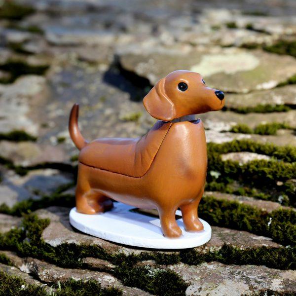 Kikkerland Hondje op zonne-energie - Teckel