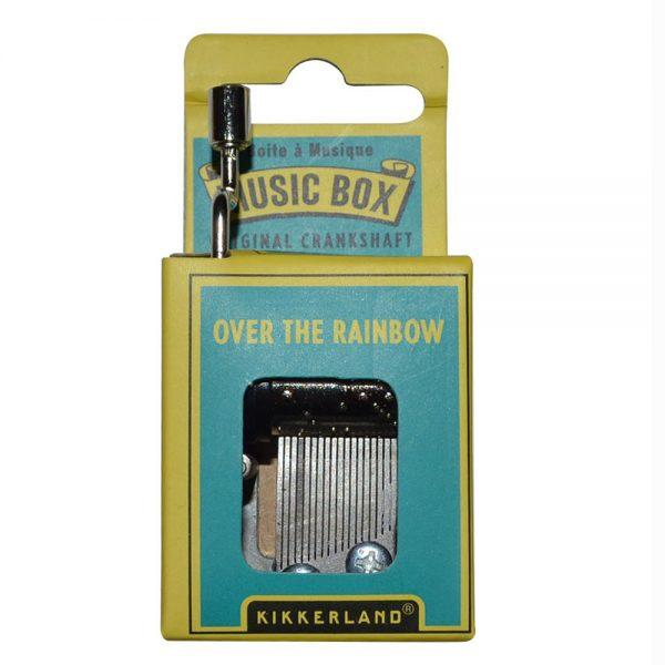 Kikkerland Muziekdoosje - Over the rainbow