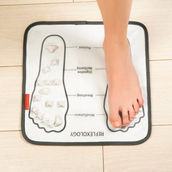 Kikkerland Reflexologie voetmassage mat