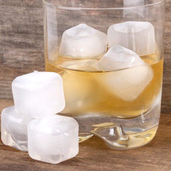 Plastic ijsblokjes (set van 30) - Transparant