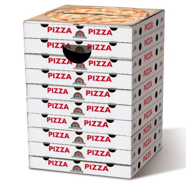 Remember Kartonnen kruk - Pizzadozen